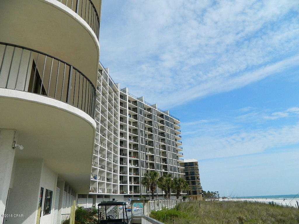 Edgewater Panama City Beach Tower