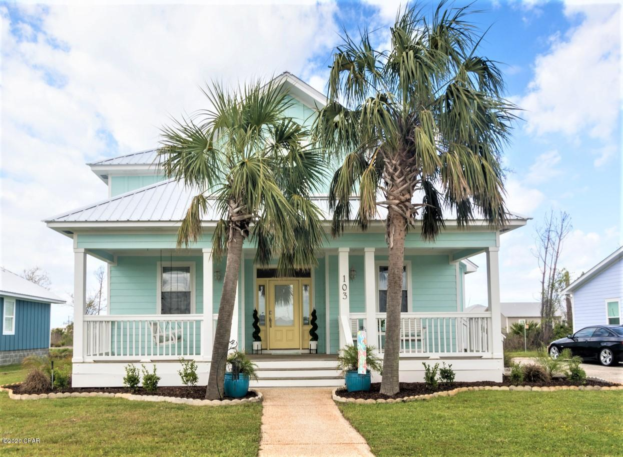 Photo of 103 St Frances Street, Mexico Beach, FL 32456