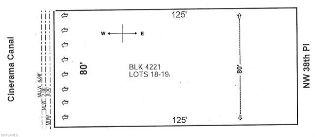1022 Nw 38th Pl, Cape Coral, Fl 33993
