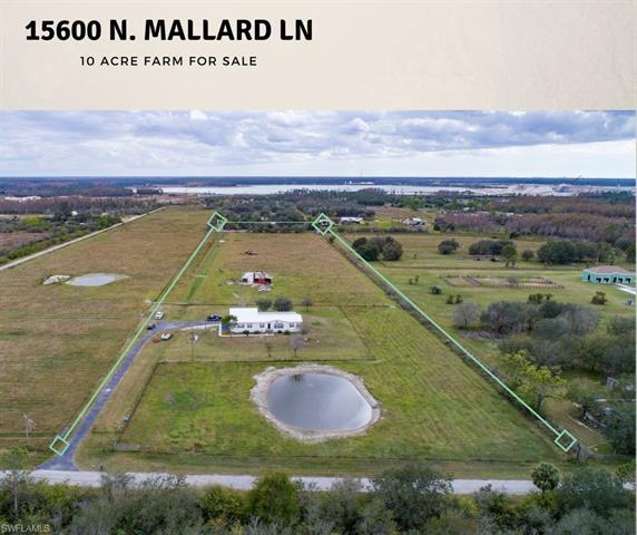 15600 N Mallard,  Fort Myers, FL