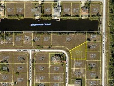 3549 Nw 41st Ave, Cape Coral, Fl 33993