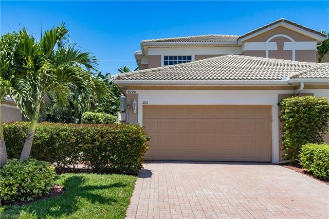 Image of 9220 Belleza WAY  #201 Fort Myers FL 33908 located in the community of LAGUNA LAKES