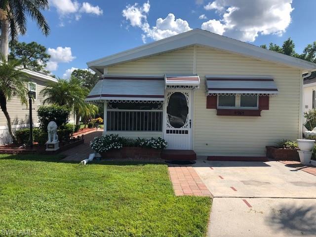 4710 W Slash Pine WAY, Estero, FL 33928-