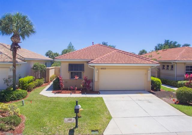 Image of 10553 Avila CIR  # Fort Myers FL 33913 located in the community of PELICAN PRESERVE