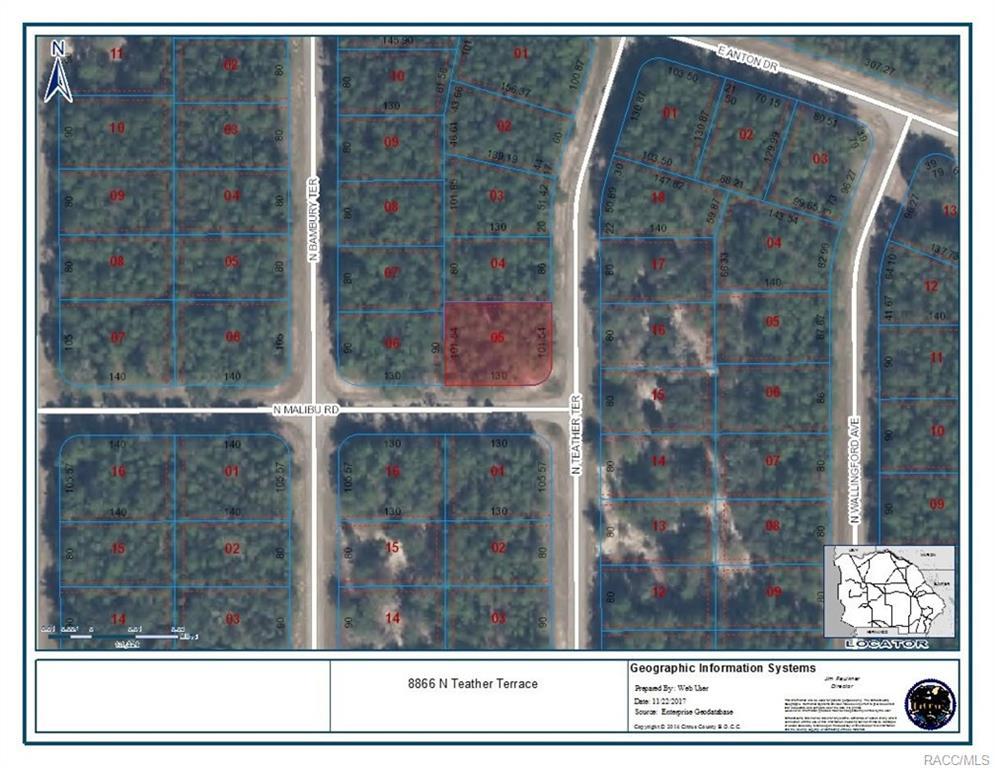 Photo of 8866 N Teather Terrace, Citrus Springs, FL 34442