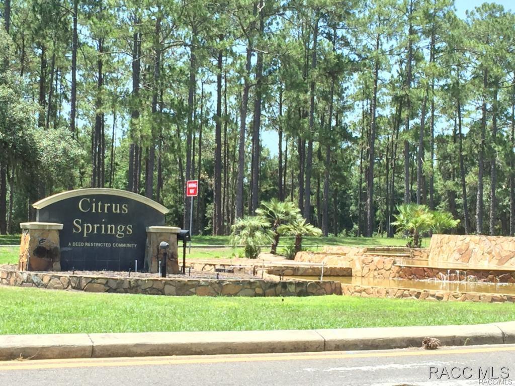 Photo of 10254 N Sabre Drive, Citrus Springs, FL 34434