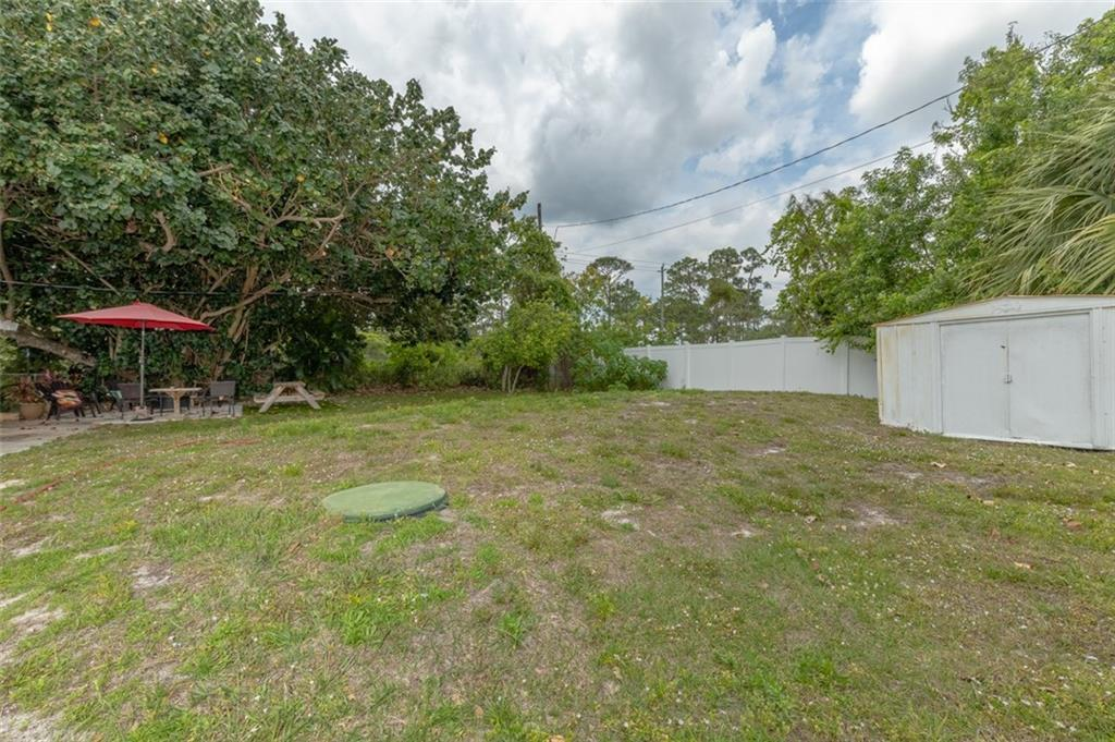 BEAU RIVAGE EAST, LOT 1 (LESS W 16') & W 10' OF LOT 2