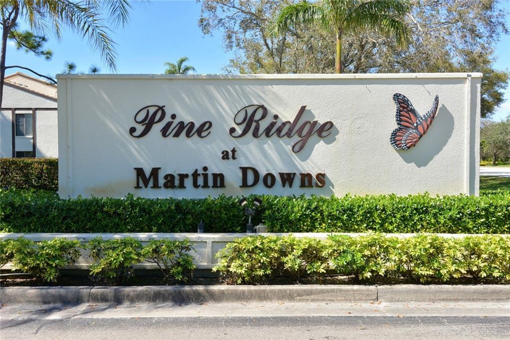 Pine Ridge At Martin Downs Con