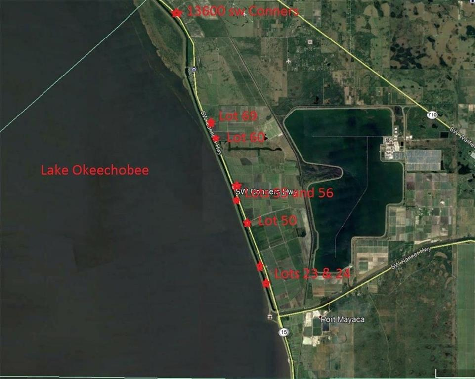 15650 & 15 SW Conners, Okeechobee, FL, 34974