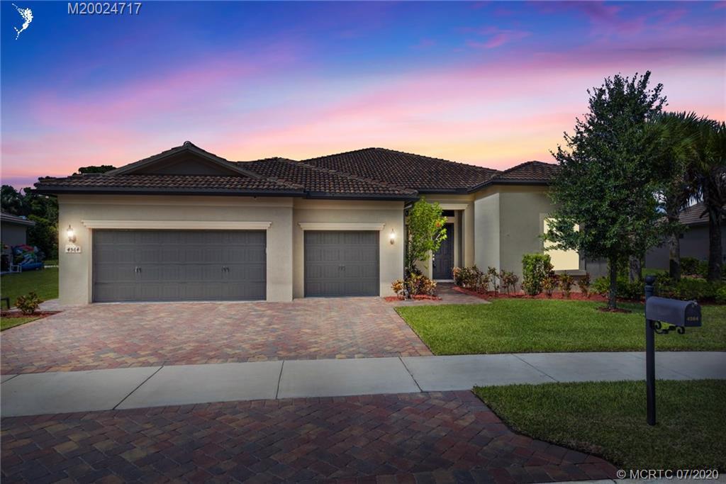 4564 SW Scrub Pine,  Palm City, FL
