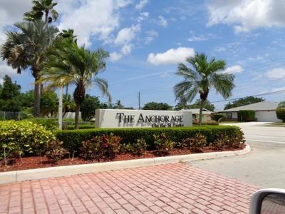 Anchorage On The St Lucie A Co