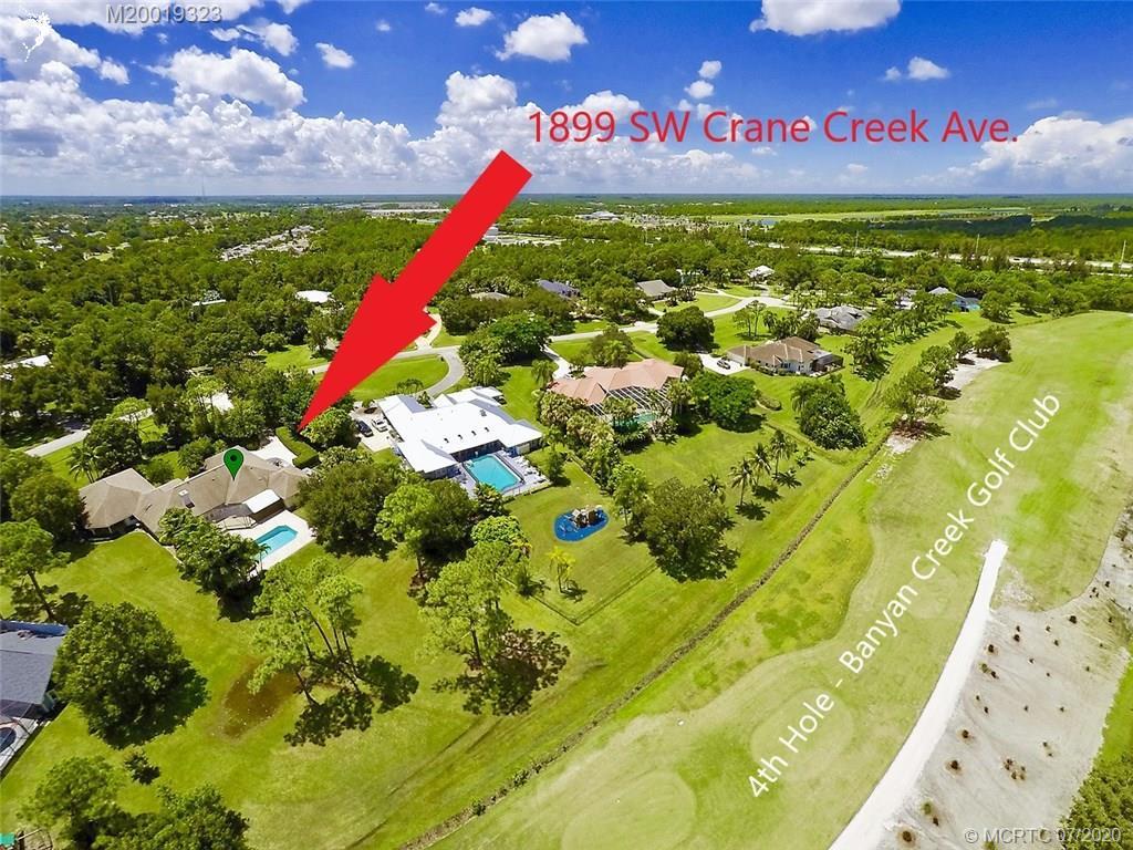 1899 SW Crane Creek, Palm City, FL, 34990