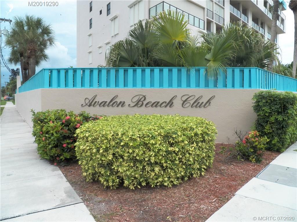 Avalon Beach Club A Condo