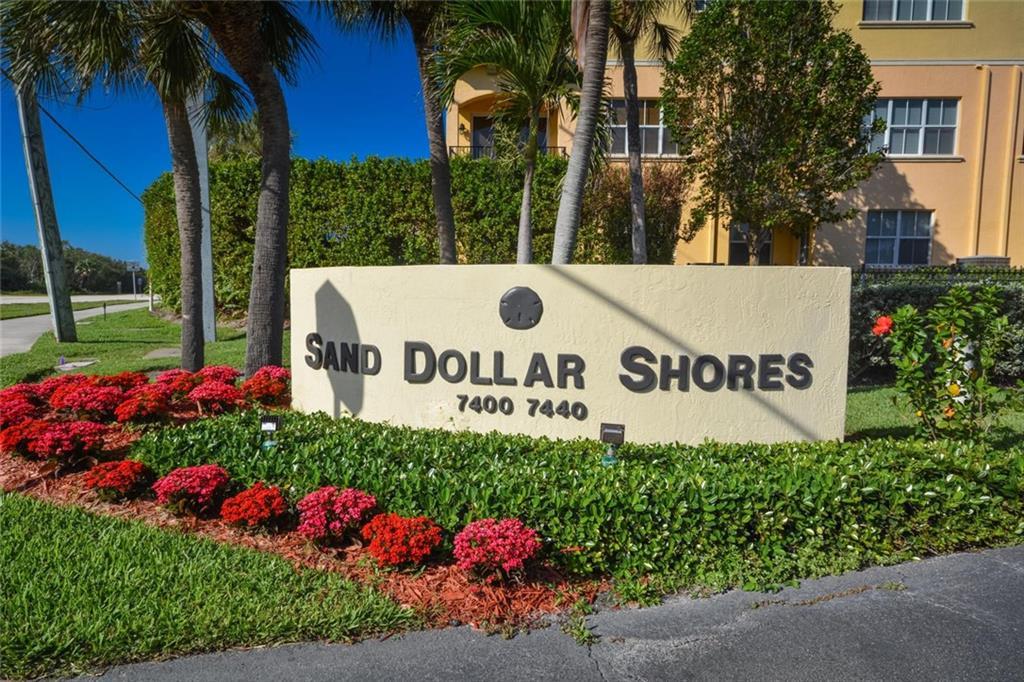 Sand Dollar Villas Condo C