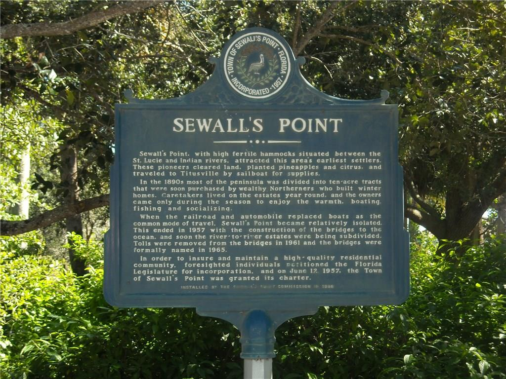 SEWALL'S POINT PROPERTY