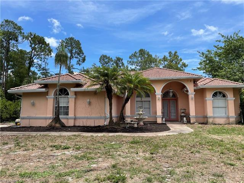 Home for sale in Safe Harbor NAPLES Florida