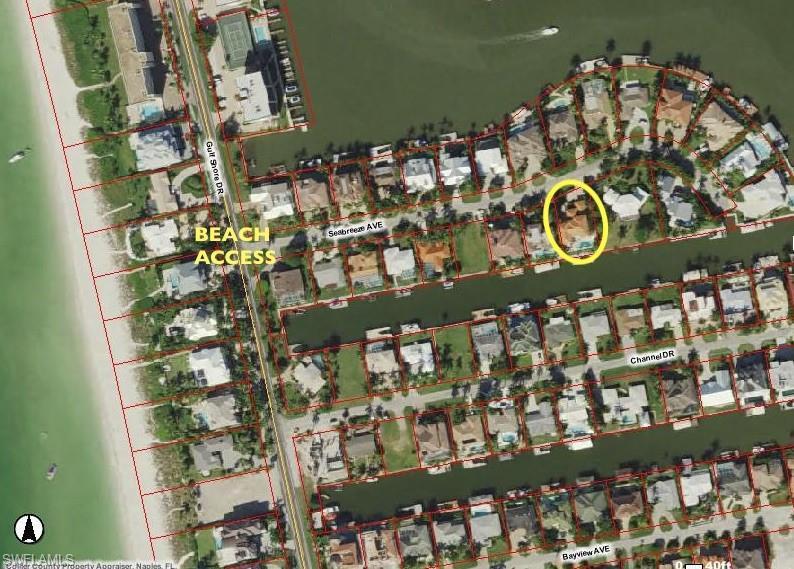 184 Seabreeze Ave, Naples, Fl 34108