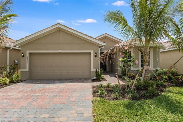 Image of 3267 Birchin LN  # Fort Myers FL 33916 located in the community of LINDSFORD