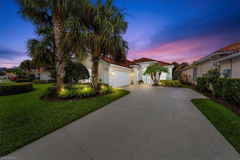 Home for sale in Village Walk NAPLES Florida