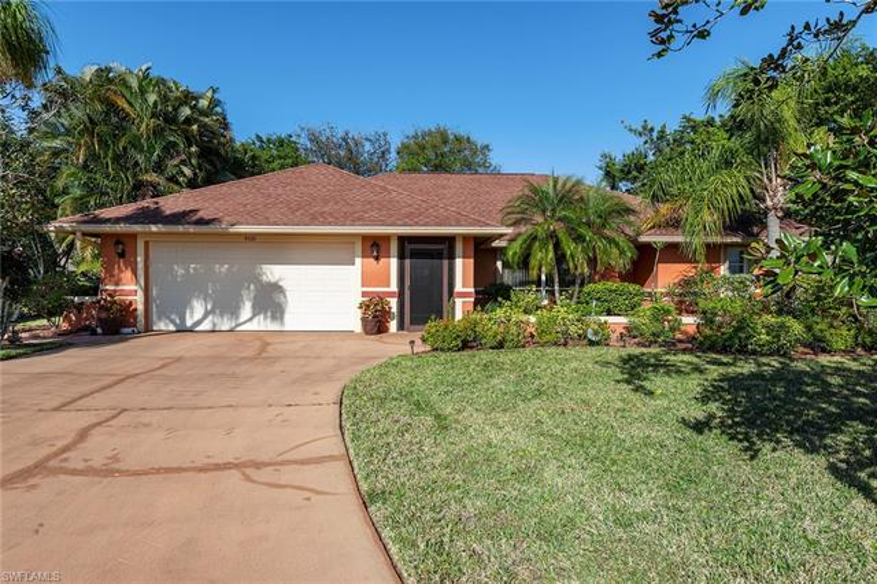 Home for sale in Crescent Lake Estates NAPLES Florida