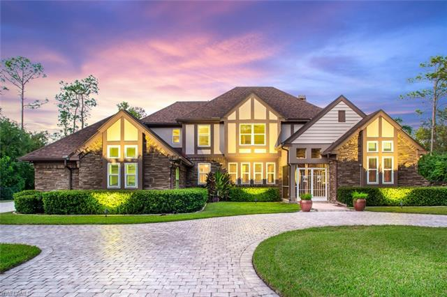 Image of 5261 PALMETTO WOODS DR  # Naples FL 34119 located in the community of LOGAN WOODS