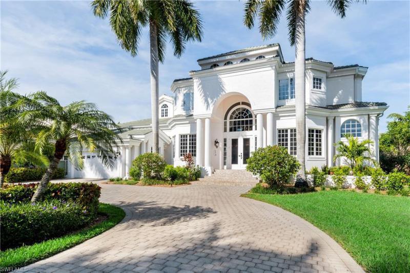 Home for sale in Gordon Drive Estates NAPLES Florida