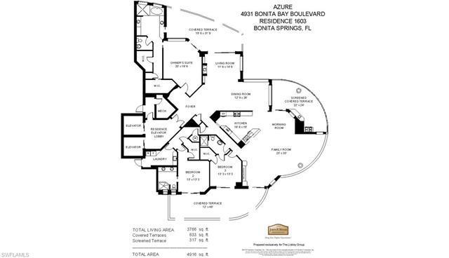 4931 Bonita Bay Blvd #1603, Bonita Springs, Fl 34134