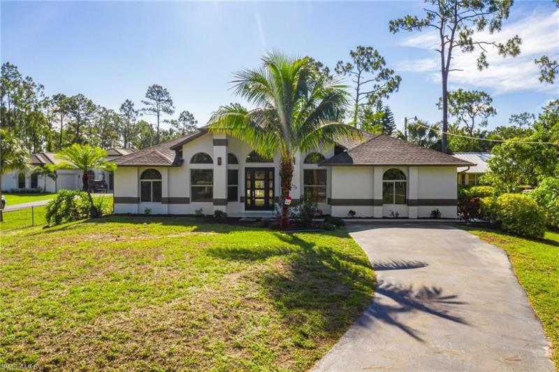 Home for sale in Golden Gate Estates NAPLES Florida