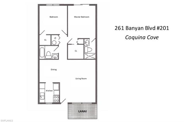 261 Banyan Blvd #201, Naples, Fl 34102