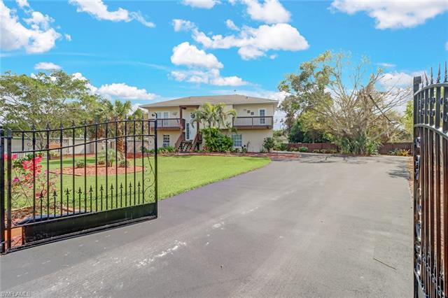 Home for sale in W H Surency NAPLES Florida