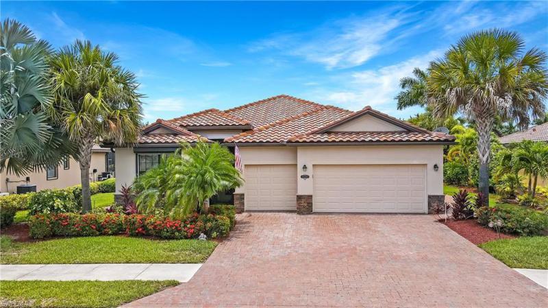 Home for sale in Copper Cove Preserve NAPLES Florida