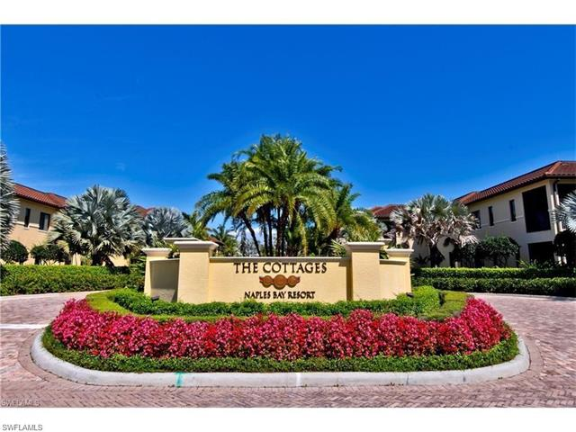 Image of 1045 Sandpiper ST  #G-204 Naples FL 34102 located in the community of NAPLES BAY RESORT