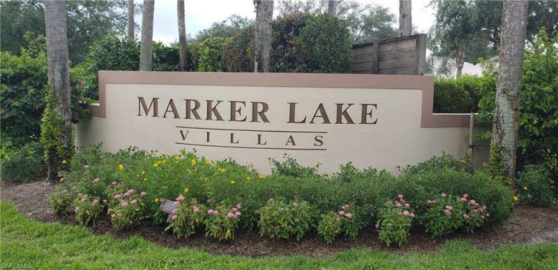 For Sale in MARKER LAKE Naples FL