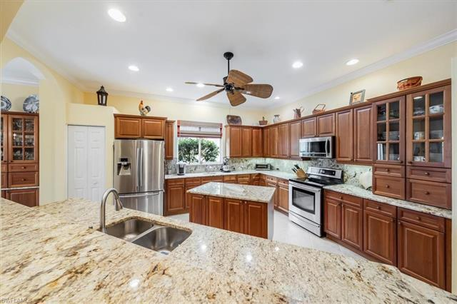 Home for sale in Eden On The Bay NAPLES Florida