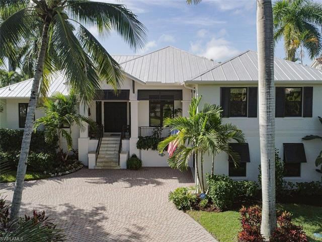 Home for sale in Aqualane Shores NAPLES Florida