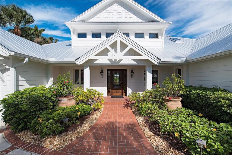 Home for sale in Aqualane Shores NAPLES Florida