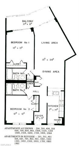 440 Seaview 404, Marco Island, FL, 34145