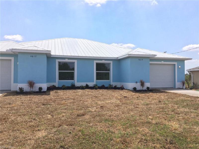 4617/4619 S Leonard,  Lehigh Acres, FL
