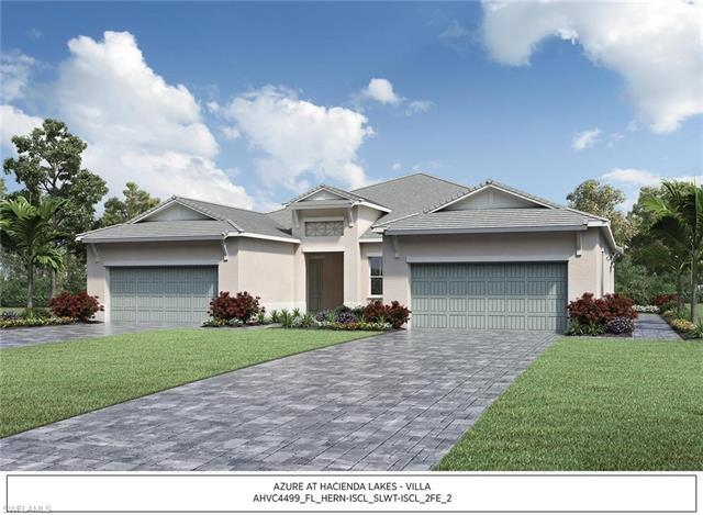 Home for sale in Hacienda Lakes NAPLES Florida