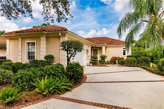 Fountain RUN, Naples-The Vineyards in Collier County, FL 34119 Home for Sale
