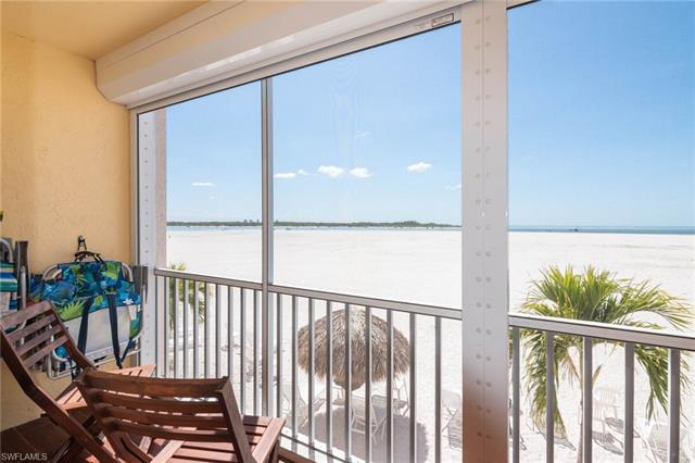 Home for sale in Castle Beach Condo FORT MYERS BEACH Florida