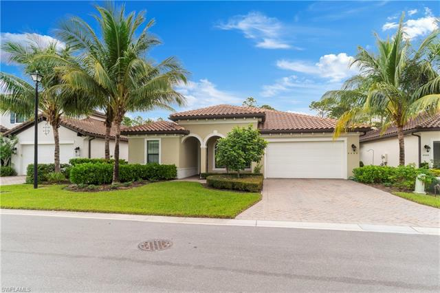 Home for sale in Raffia Preserve NAPLES Florida