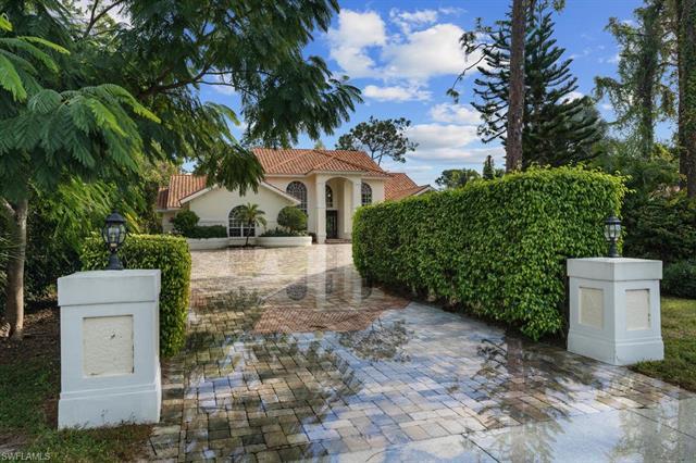 Home for sale in Quail Woods Estates NAPLES Florida