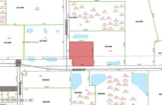 Palatka Florida Map.Commercial For Sale 0 St Johns Ave In Palatka Fl 32177 Map