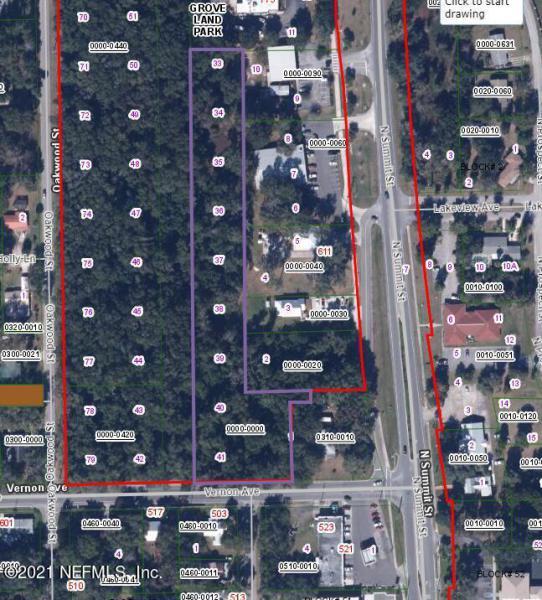 Terreno por un Venta en SUMMIT-VERNON SUMMIT-VERNON Crescent City, Florida 32112 Estados Unidos