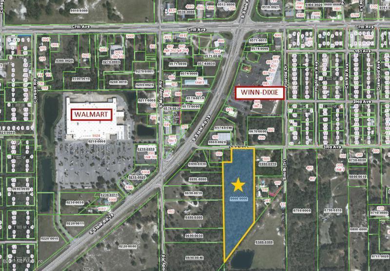 商用 为 销售 在 507 3RD Avenue 507 3RD Avenue 帕拉特卡, 佛罗里达州 32177 美国