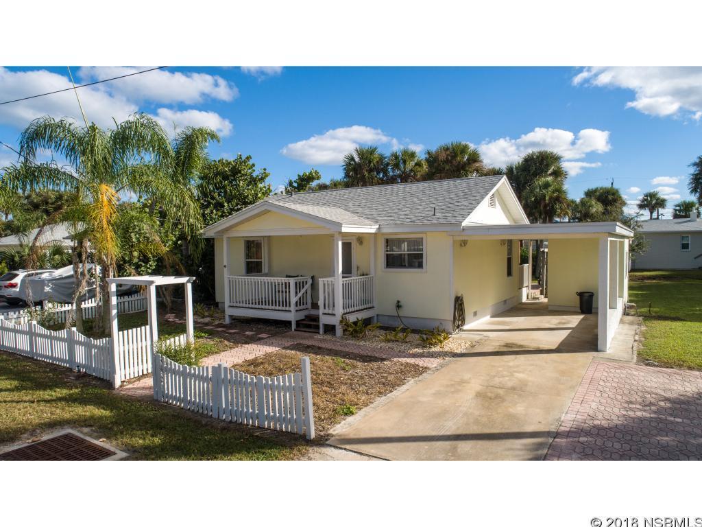 917 Locust, New Smyrna Beach, FL, 32169