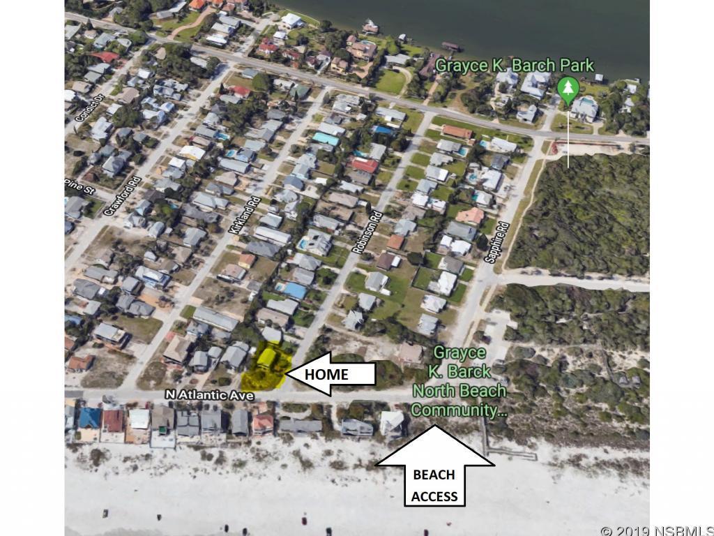 906 N Atlantic Ave, New Smyrna Beach, FL, 32169