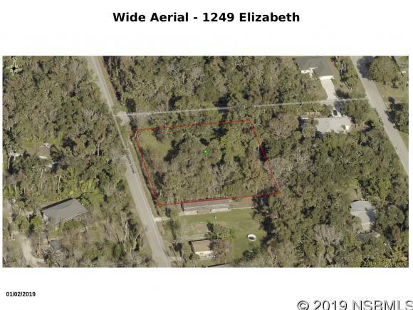 1249 Elizabeth, New Smyrna Beach, FL, 32168