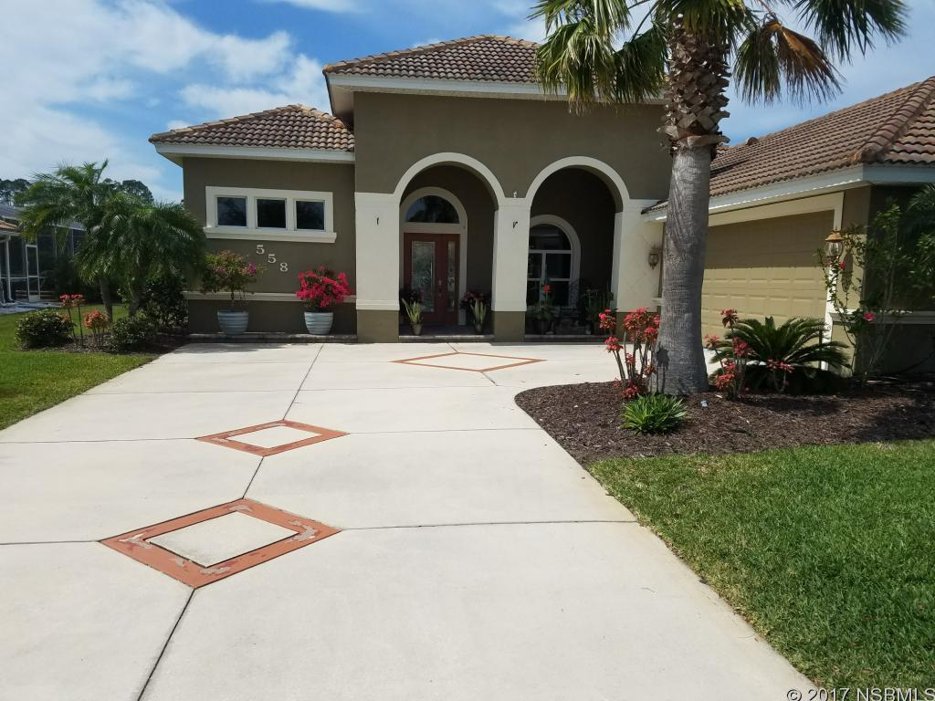 558  Maribella Ct,  New Smyrna Beach, FL